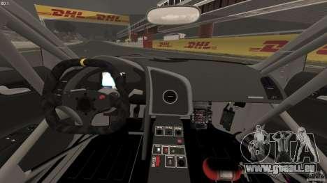Audi R8 LMS pour GTA 4 Vue arrière