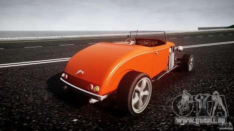 Hot Rod für GTA 4 Seitenansicht