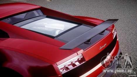 Lamborghini Gallardo LP570-4 Superleggera 2011 pour GTA 4