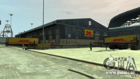 DHL-Port pour GTA 4