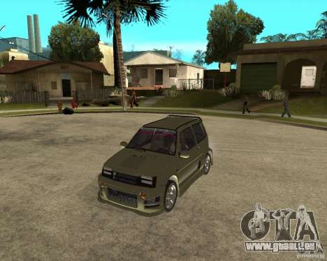 OKA 1111 Z.V.E.R. Tuning für GTA San Andreas