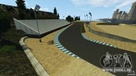 Laguna Seca [Final] [HD] für GTA 4 elften Screenshot