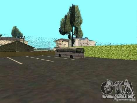 5 Bus v. 1.0 für GTA San Andreas fünften Screenshot
