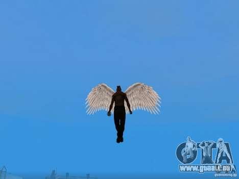 Wings pour GTA San Andreas troisième écran