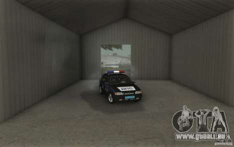 ВАЗ 2114-DPS für GTA San Andreas