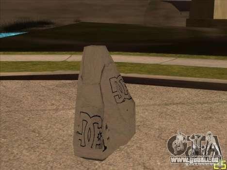 Fallschirm-DC für GTA San Andreas dritten Screenshot