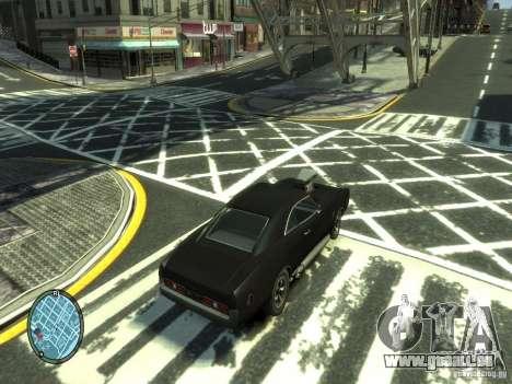 Road Textures (Pink Pavement version) pour GTA 4 cinquième écran
