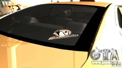 Dodge Charger SRT8 Re-Upload für GTA San Andreas Seitenansicht