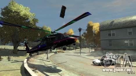 Wafflecat17s Annihilator pour GTA 4 Vue arrière de la gauche