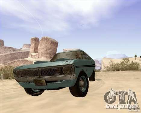 Dodge Demon 1971 pour GTA San Andreas vue de droite