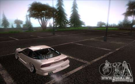 Nissan 240SX DriftMonkey für GTA San Andreas linke Ansicht