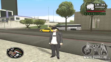 Tueur en série pour GTA San Andreas troisième écran