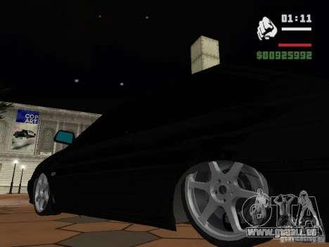 VAZ 2113 LT pour GTA San Andreas vue de droite
