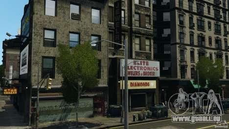 FAKES ENB Realistic 2012 pour GTA 4 huitième écran