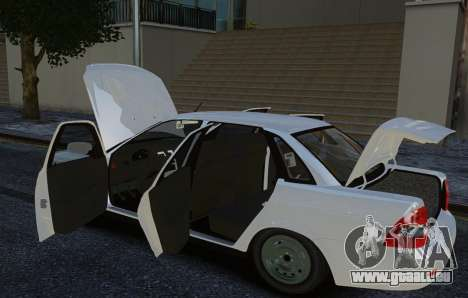 VAZ Lada 2170 Priora für GTA 4-Motor