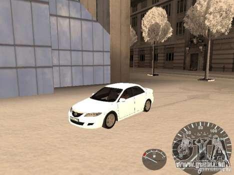 Mazda 6 2004 pour GTA San Andreas