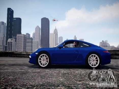 Porsche 911 Carrera S 2012 pour GTA 4 est une gauche