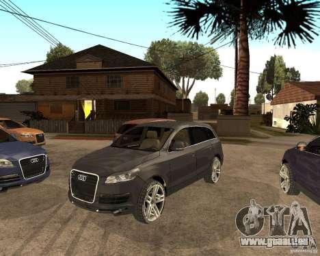 Audi Q7 4.2 FSI für GTA San Andreas