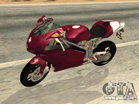Ducati 999R pour GTA San Andreas