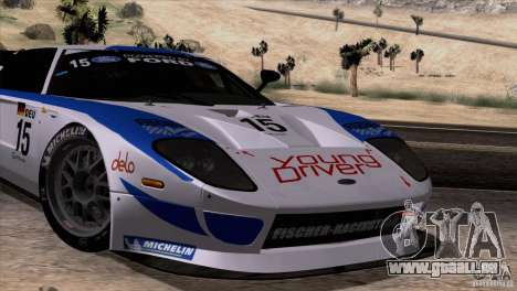 Ford GT Matech GT3 Series pour GTA San Andreas