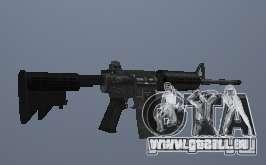 M4 für GTA San Andreas zweiten Screenshot