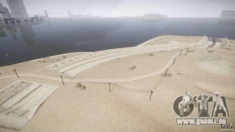 Wind Farm Island - California IV pour GTA 4 cinquième écran