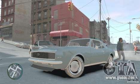 Chevrolet Camaro SS 1969 für GTA 4