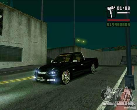 VW Saveiro G4 1.8 pour GTA San Andreas