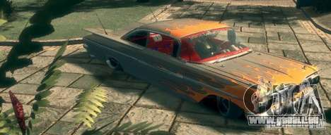 Chevrolet Impala Coupe 1959 für GTA 4