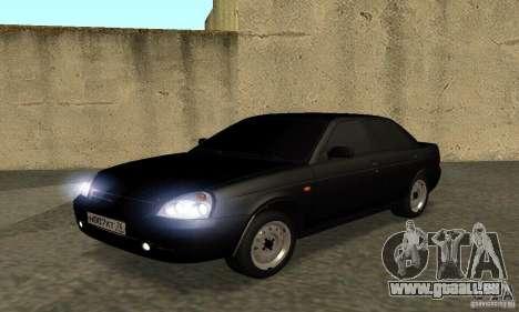 Lada 2170 Priora Pnevmo für GTA San Andreas