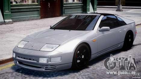 Nissan 300 ZX 1994 v1.0 für GTA 4 linke Ansicht