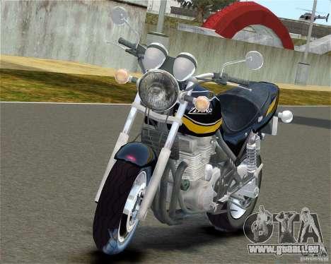 Kawasaki Zephyr für GTA 4