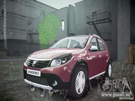 Dacia Sandero Stepway für GTA 4