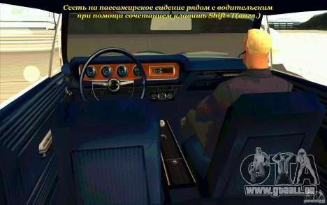 Skorpro Mods Vol.2 pour GTA San Andreas troisième écran