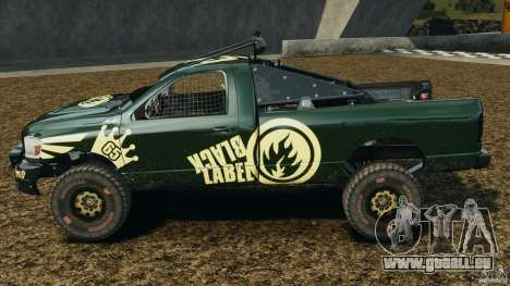 Dodge Power Wagon pour GTA 4 est une gauche