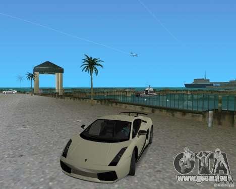 Lamborghini Gallardo Superleggera für GTA Vice City