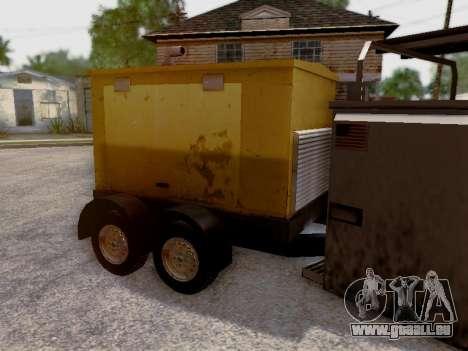 Trailer Generator für GTA San Andreas obere Ansicht