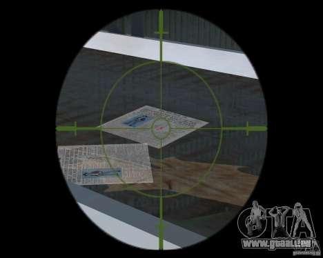 Neues Wasser, Zeitungen, Blätter, Mond für GTA Vice City fünften Screenshot
