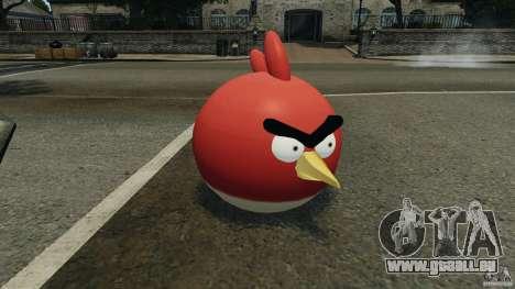 Angry Bird Ped für GTA 4