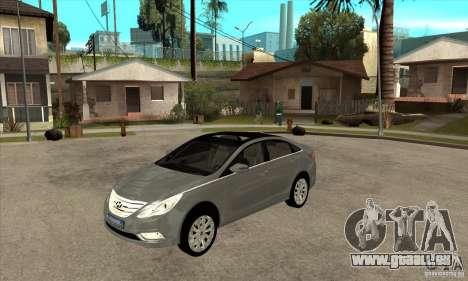 Hyundai Sonata 2011 pour GTA San Andreas