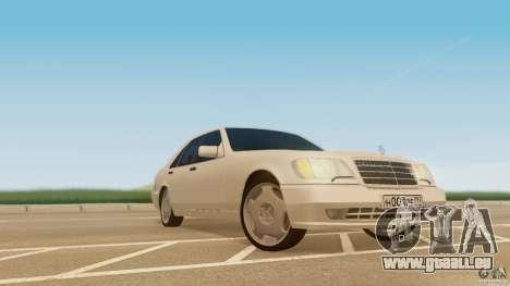 Mercedes-Benz 500SE für GTA San Andreas