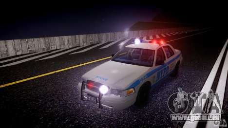Ford Crown Victoria 2003 Noose v2.1 für GTA 4 Innen