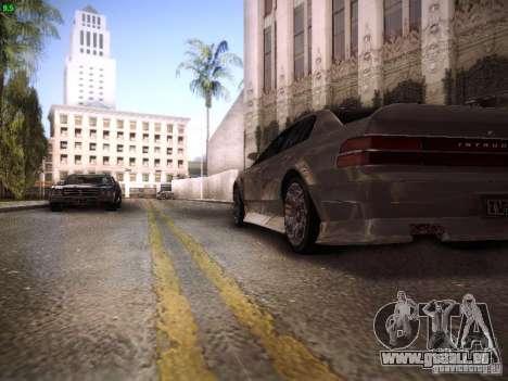 Todas Ruas v3.0 (Los Santos) für GTA San Andreas achten Screenshot