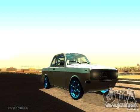 Gaz Volga 2410 Drift Edition pour GTA San Andreas