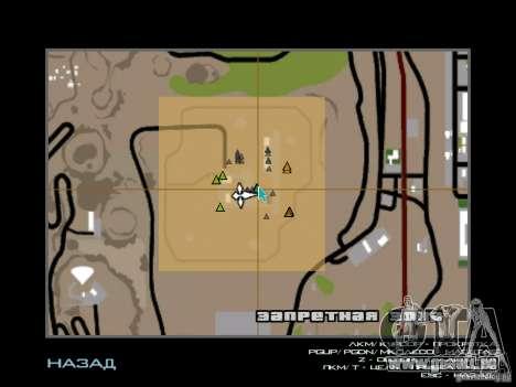 Nouveaux curseurs pour GTA San Andreas