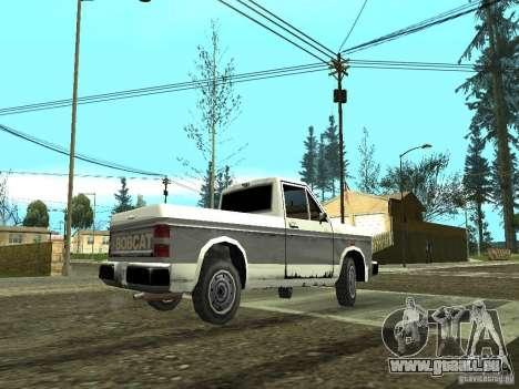 ENBSeries by GaTa pour GTA San Andreas quatrième écran