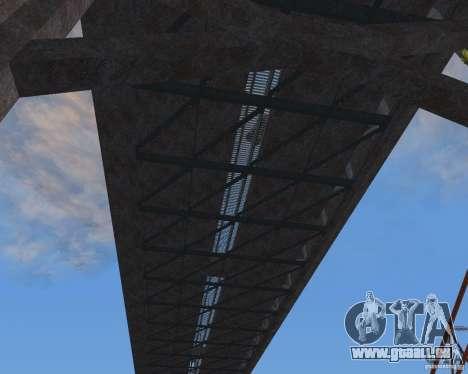 Neue Texturen der drei Brücken in SF für GTA San Andreas her Screenshot