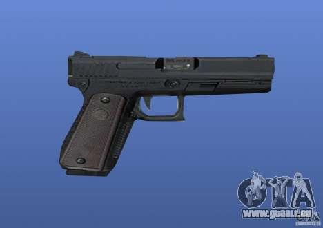 Glock pour GTA 4 quatrième écran