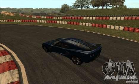 Piste GOKART Route 2 pour GTA San Andreas septième écran