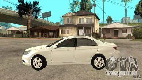 Chevrolet Epica 2008 für GTA San Andreas linke Ansicht
